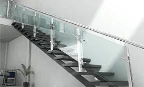 Barandas En Vidrio Aluminio Y Acero InoxidableBarandas De Cristal Y Acero Inoxidable