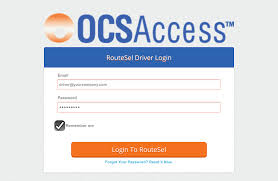Routesel By Ocs Access Tablet Based Ocs Route Sales