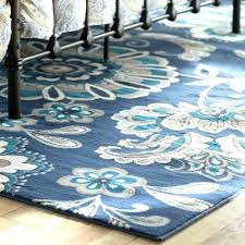 blue and beige rugs area rug brown with leaves otwell gray