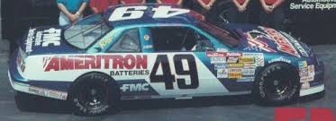 49 Ameritron Stanley Smith 1993 JNJ - JNJ - JNJ Decals -