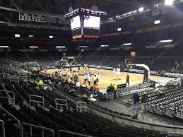 Dunkin Donuts Center Section 118 Providence Basketball