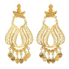 chandelier earrings wedding gold wedding perfect plan gold chandelier