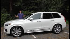 The $100,000 Volvo XC90 Excellence is the Most Expensive Volvo ...