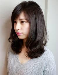 愛され黒髪セミディhi 325 ヘアカタログ髪型ヘアスタイル