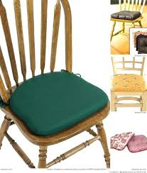 furniture dining chair seat cushion kitchen chair cushions with ties indoor regarding kitchen chair seat