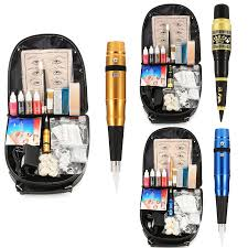 permanent eyebrow makeup plete tattoo machine pen kit