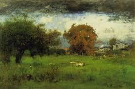 american landscape painter george inness 1825 1894