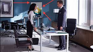 suits office. Delighful Office TV Query Has Harveyu0027s U0027Suitsu0027 Painting Been There The Whole Time U2013  Screener On Suits Office X