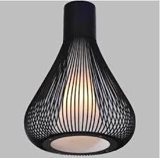 italian pendant lighting. Black Wrought Iron Pendant Light Italy Design Modern Birdcage Hanging Lamp Dining Room Kitchen Decorative Lighting Fixture-in Lights From Italian E