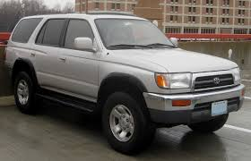 1998 Toyota 4runner Limited Towing Capacity, 1998 Toyota 4runner ...