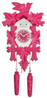 Modern Art Cuckoo Clocks Modern Tradition Cuckoo Clock Quartz-movement  Modern-Art-Style