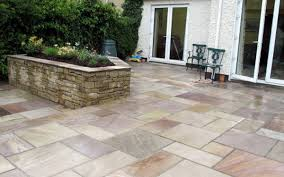 How To Build A Stone Patio On Your Own  HireRush BlogBackyard Patio Stones