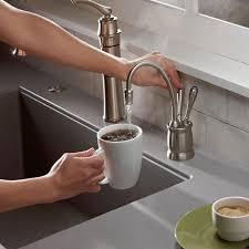 Instant Hot Water Dispenser For Kitchen Sink Sinks And Faucets Instant Hot Water At Kitchen Sink