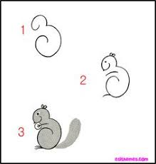 Small Picture How to Draw Cute Animals images of how to draw animals easy step