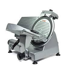 KWS MS-12NT Premium <b>Commercial</b> 420w <b>Electric Meat Slicer</b> 12 ...