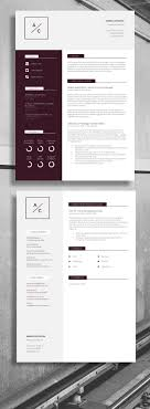 best images about creative cv resume professional cv resume strong layout suitable for accountant account