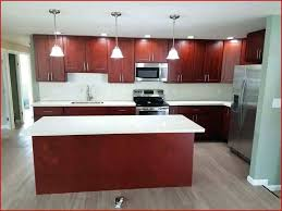 cherry cabinets with quartz countertops new new home construction red quartz countertops ruby red quartz countertops