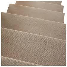 image is loading morden khaki nonslip carpet stair treads mats staircase