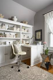 paint for home office. Attractive Small Room Office Ideas Home Paint Color Furniture Storage Design Cabinets For