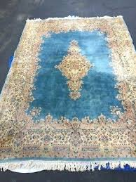 french blue rug signed contract rug 9 x wool french blue navy blue french rug french blue rug