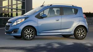 2013 Chevrolet Spark drive review: GM upgrades its global minicar ...