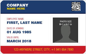 identity card size 10 best staff id card templates ms word microsoft word id card