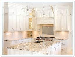 two tone granite countertop genial kitchen white kitchen cabinets countertop ideas cabinet and