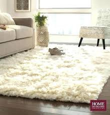 big white fluffy rug major softness going on here cant get enough of a new rugs big fluffy rugs