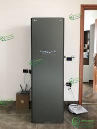 LG Styler S5GOC 2021 - Máy giặt hấp sấy quần áo Hàn Quốc