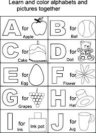Free Printable Kindergarten Worksheets Images Free Printable ...