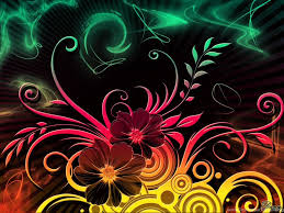 abstract flower desktop wallpaper. Exellent Abstract Throughout Abstract Flower Desktop Wallpaper N