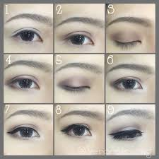 tutorial makeup wisuda makeup mata