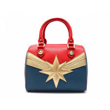Loungefly Mini <b>Bag Marvel</b>: Captain <b>Marvel</b>