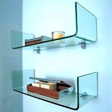 on wall component shelves new wall mounted component shelves glass component shelf wall mount gorgeous mounted