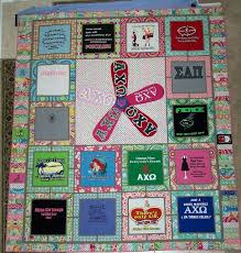 584 best T shirt Quilts images on Pinterest | Comforters, Fabrics ... & T-Shirt quilt front by buggletquilts, via Flickr Adamdwight.com