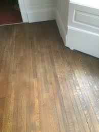 how to refinish hardwood floors with wax