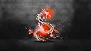 57+] Abstract Dragon Wallpaper on ...