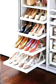 closetmaid shoe storage shoe storage for closet in closet shoe storage closet storage idea wood shoe