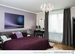 Modern Concept Black And White And Purple Bedroom Lavender Bedroom Also  Mesmerizing Bedroom Trend