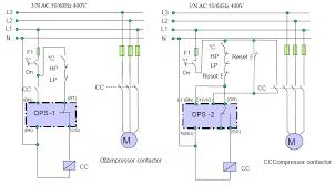 dwm copeland semi hermetic compressors oil pressure differential dwm copeland semi hermetic compressors oil pressure differential switch ops2
