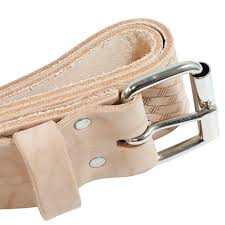 all wall 2 leather work belt with top quality leather and roller buckle heavy duty quality performance and durability