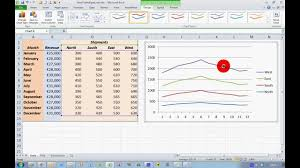 how to plot multiple data sets on the same chart in excel 2010 you