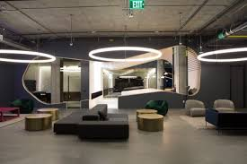 dropbox office san francisco. each area has a different theme with feel something the brand says is to maximize productivity efficiency and collaboration between staff dropbox office san francisco