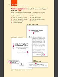 mla paper format citation mla citation format for internet reference resources