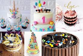 Best Birthday Cakes In Singapore Foodline Discovers