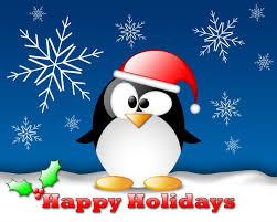 cute penguin christmas wallpaper. Perfect Cute With Cute Penguin Christmas Wallpaper R