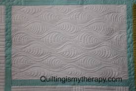 Quilting Is My Therapy Signature Quilting - Quilting Is My Therapy & quilting design Adamdwight.com