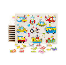 Online Shop Chanycore Wooden <b>Toys Magnetic Puzzle Jigsaw</b> ...