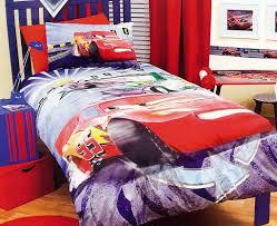 boys character bedding