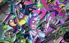 Cartoon Wallpaper 4k - cartoon lovers